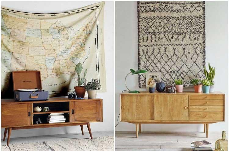 Amazing Free Enfilade Scandinave Enfilade Scandinave Vintage With Deco Salon  Vintage With Deco Salon Retro