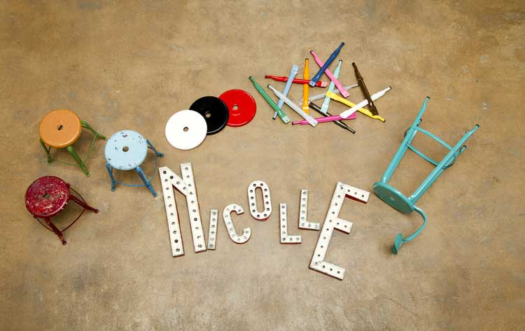 chaise nicolle