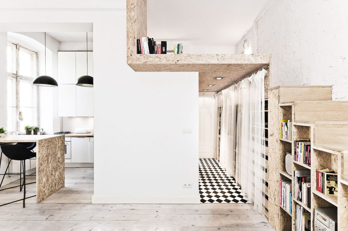 Amenager dressing sous escalier