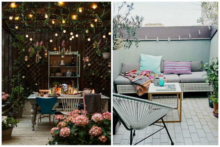11 Luminaires Pour L'Éclairage De Votre Terrasse Ou De Vote Balcon