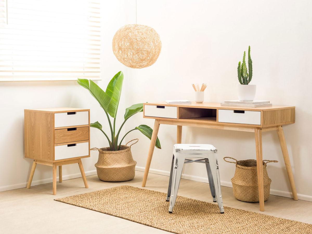 Bureau en bois : quel modèle choisir pour une déco indémodable?