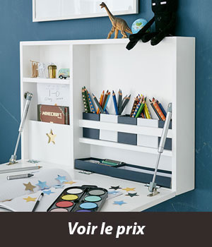 8 id es de bureau mural rabattable pour petits espaces. Black Bedroom Furniture Sets. Home Design Ideas