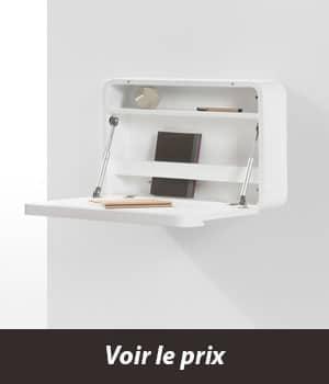8 id es de bureau mural rabattable pour petits espaces. Black Bedroom Furniture Sets. Home Design Ideas