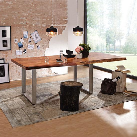 Table extensible exotique