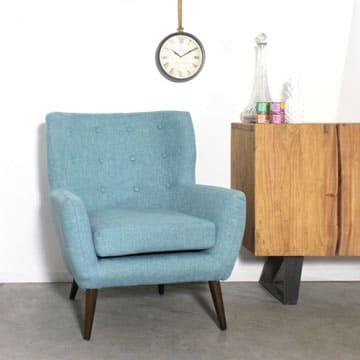 Quel fauteuil de salon choisir en fonction de votre style de déco