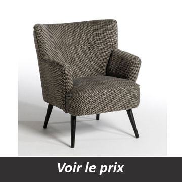 quel fauteuil de salon choisir en fonction de votre style de d co. Black Bedroom Furniture Sets. Home Design Ideas