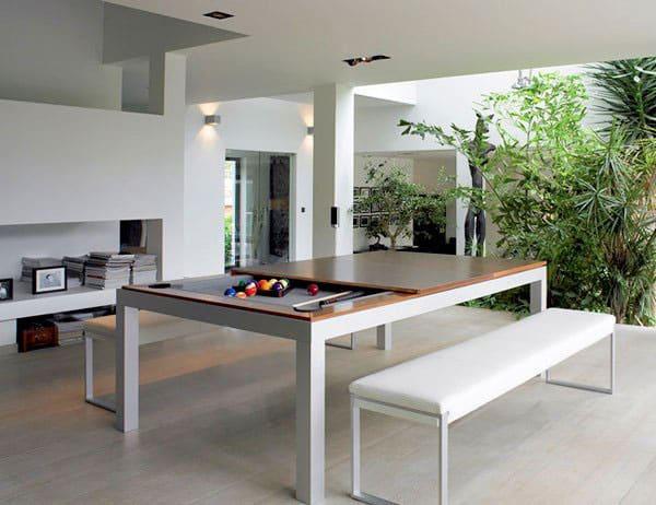 Quelle table de salle manger choisir selon votre d co for Table de salle a manger transformable en billard