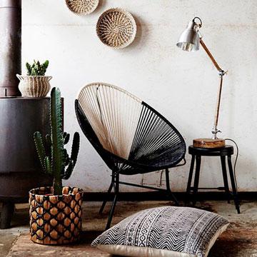 quel fauteuil de salon choisir en fonction de votre style de d co. Black Bedroom Furniture Sets. Home Design Ideas