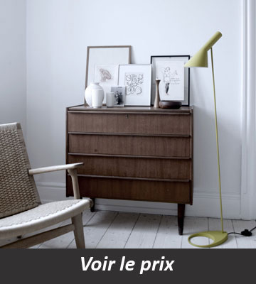 Arne Jacobsen lampadaire aj