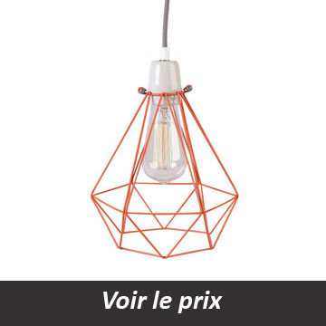 ampoule a filament suspension