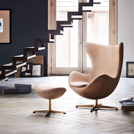 arne jacobsen chaise oeuf