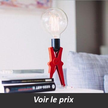 ampoule a filament lampe a poser
