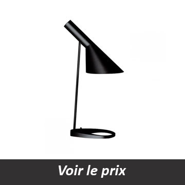 Arne Jacobsen lampe de table aj