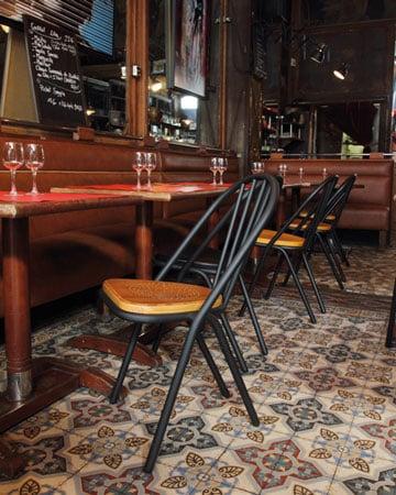 chaise industriel design