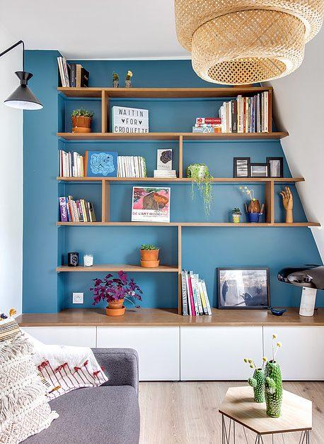 Bleu canard : Adopter cette couleur dans votre déco