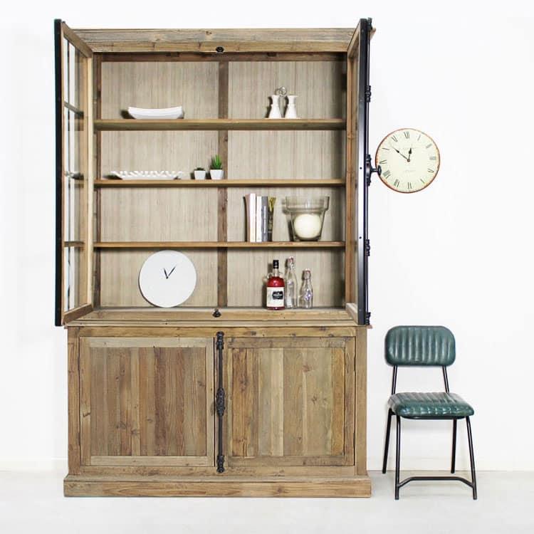 buffet vitrine 10 mod le adopter dans votre salle manger. Black Bedroom Furniture Sets. Home Design Ideas