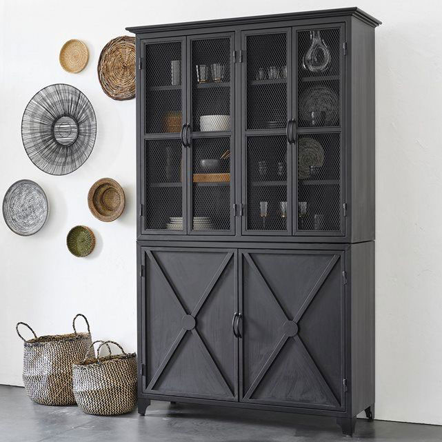buffet vitrine 10 mod le adopter dans votre salle manger. Black Bedroom Furniture Sets. Home Design Ideas