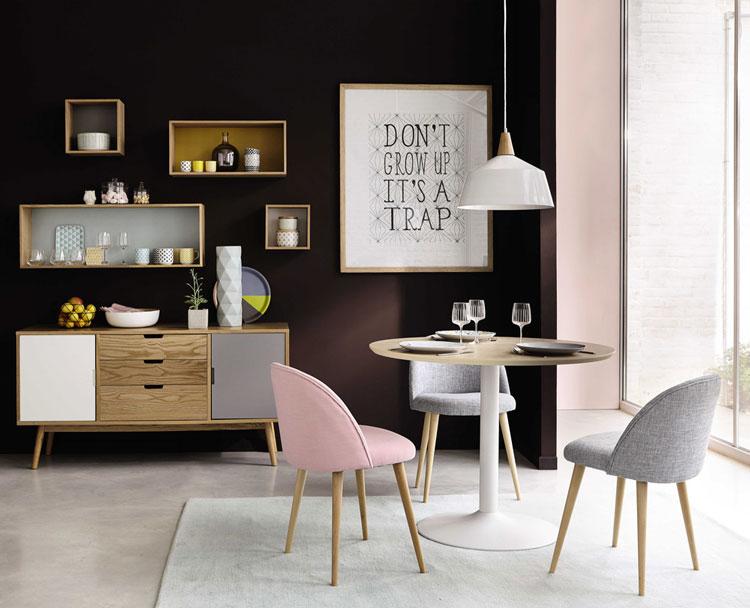 Quelle chaise de salle manger choisir selon votre style for Chaise mauricette