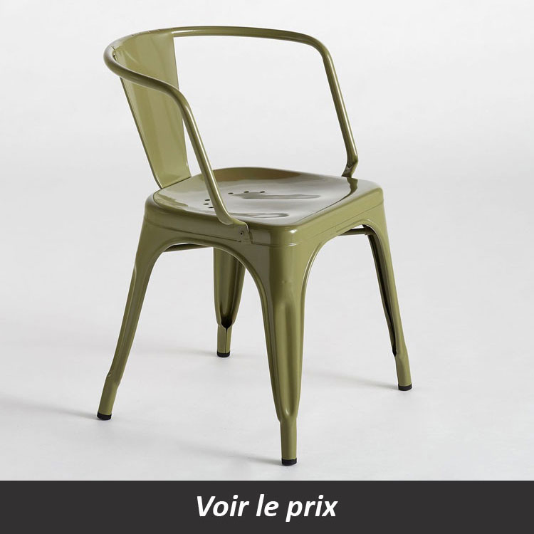 chaise salle a manger tolix