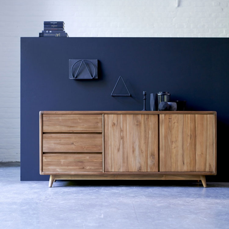 quel buffet de salle manger choisir en fonction de votre style de d co. Black Bedroom Furniture Sets. Home Design Ideas