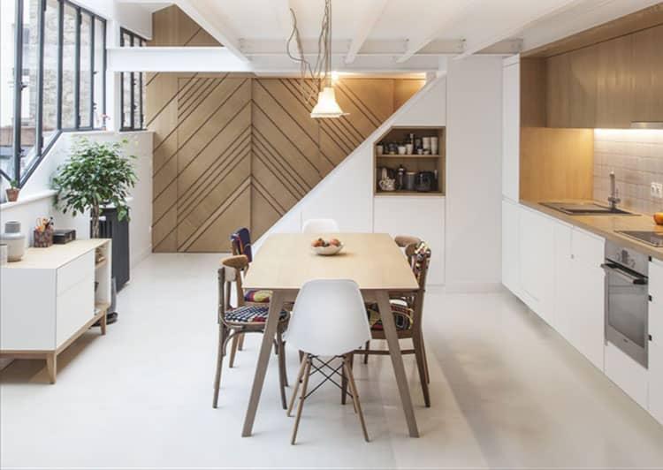 Chaise de salle manger quel mod le choisir selon votre style de d co - Banc salle a manger ...