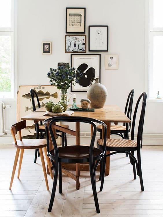 Quelle chaise de salle manger choisir selon votre style de d co - Quel rehausseur de chaise choisir ...