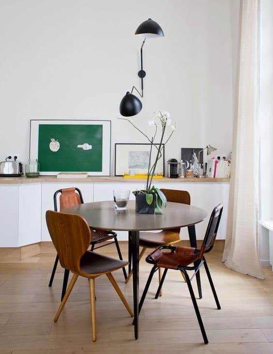 Quelle chaise de salle manger choisir selon votre style de d co - Chaises de salle a manger de style ...
