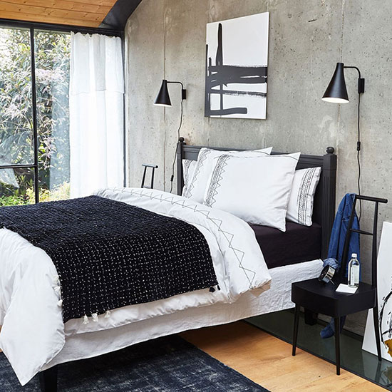 Tête de lit AMPM en bois