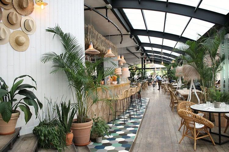 les plus beaux restaurants de paris polpo