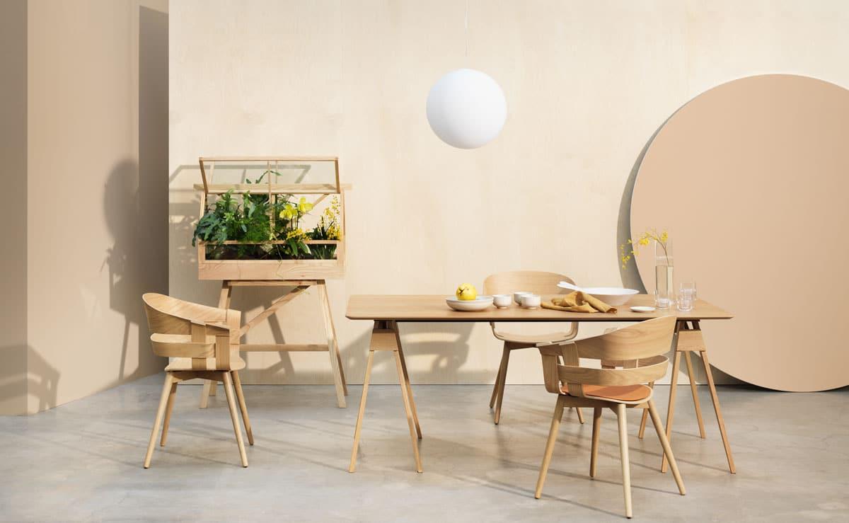serre d'intérieur design greenhouse