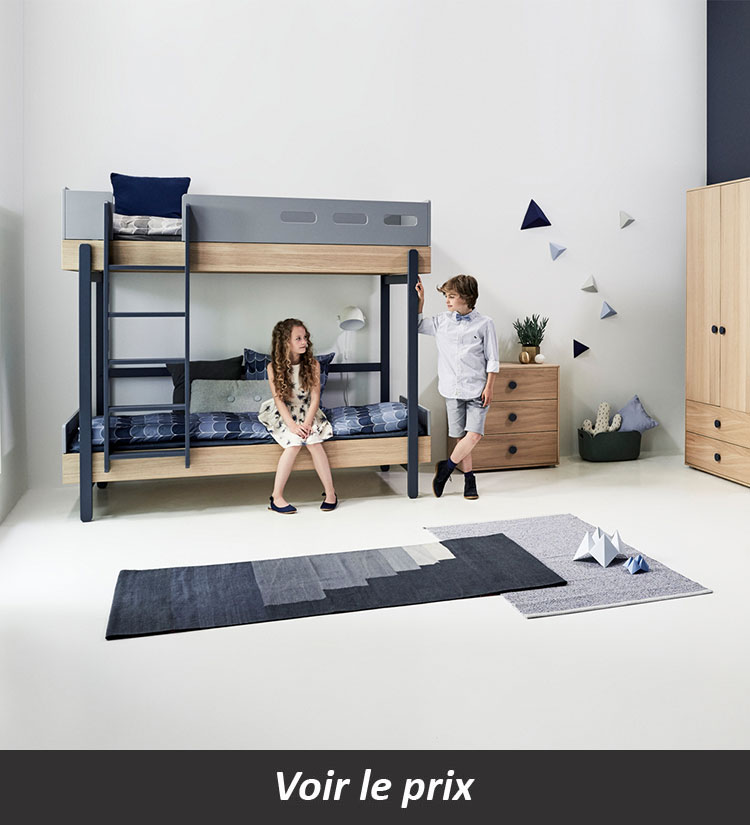 lit superpos enfant quel mod le choisir pour gagner en place. Black Bedroom Furniture Sets. Home Design Ideas