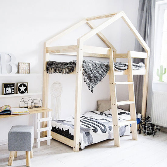 lit superpos enfant quel mod le choisir pour gagner en. Black Bedroom Furniture Sets. Home Design Ideas