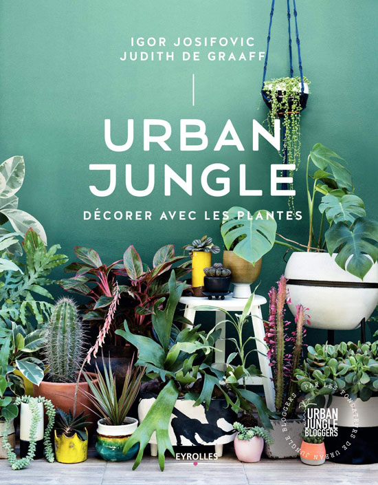 livre urban jungle