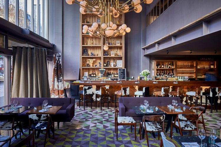 les plus beaux restaurants de Paris Etable Saint Germain