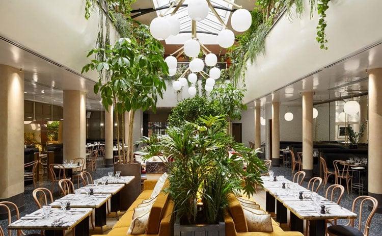 les plus beaux restaurants de paris L'Alcazar