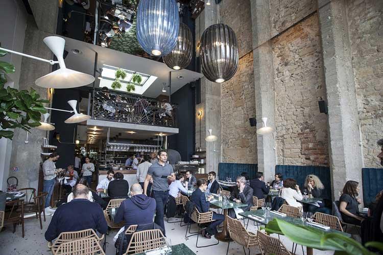 Les astuces déco adoptées par les plus beaux restaurants de Paris
