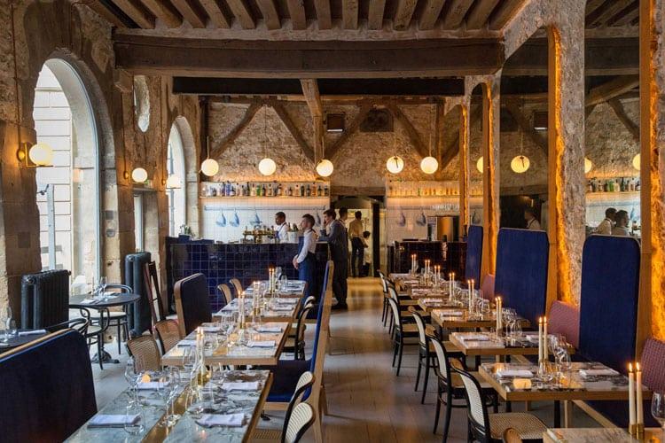 les plus beaux restaurants de paris Grand Coeur