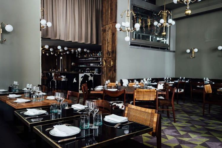 beau restaurant paris Etable Saint Germain