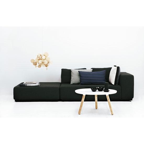 Table basse design scandinave