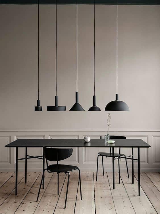 chaise salle a manger design