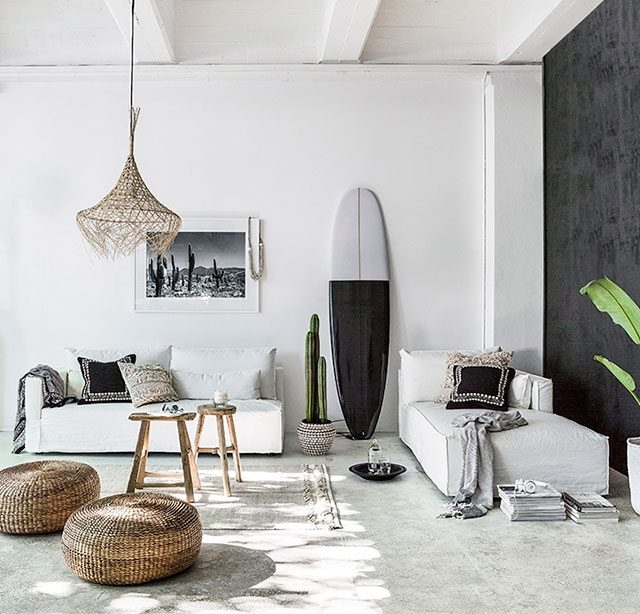 Comment Relooker Son Appartement Avec Une Deco Noir Et Blanc