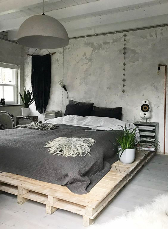 lit palette europe simple lit en palettes comment le fabriquer with lit palette europe. Black Bedroom Furniture Sets. Home Design Ideas