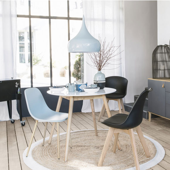 Table scandinave pas cher