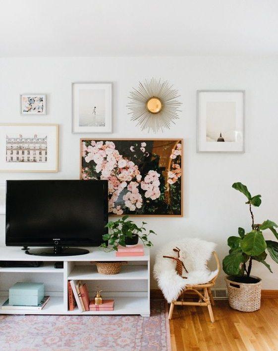 Pourquoi choisir un meuble tv scandinave pour son salon