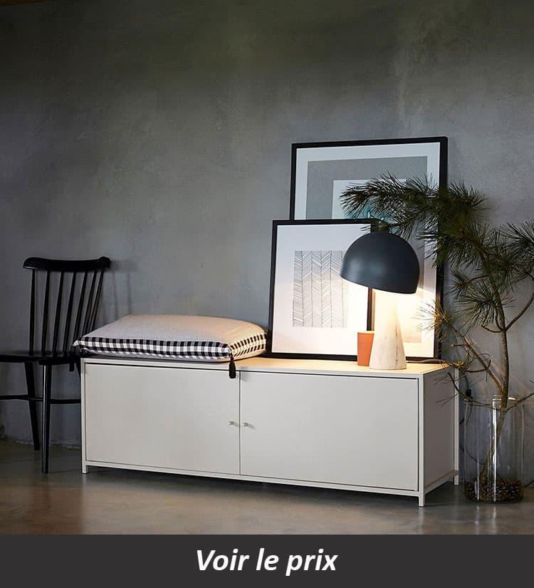 Quel meuble tv industriel choisir pour un salon aux airs d\'atelier?
