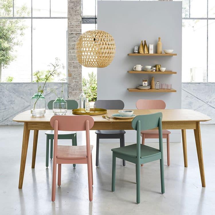 table salle à manger extensible