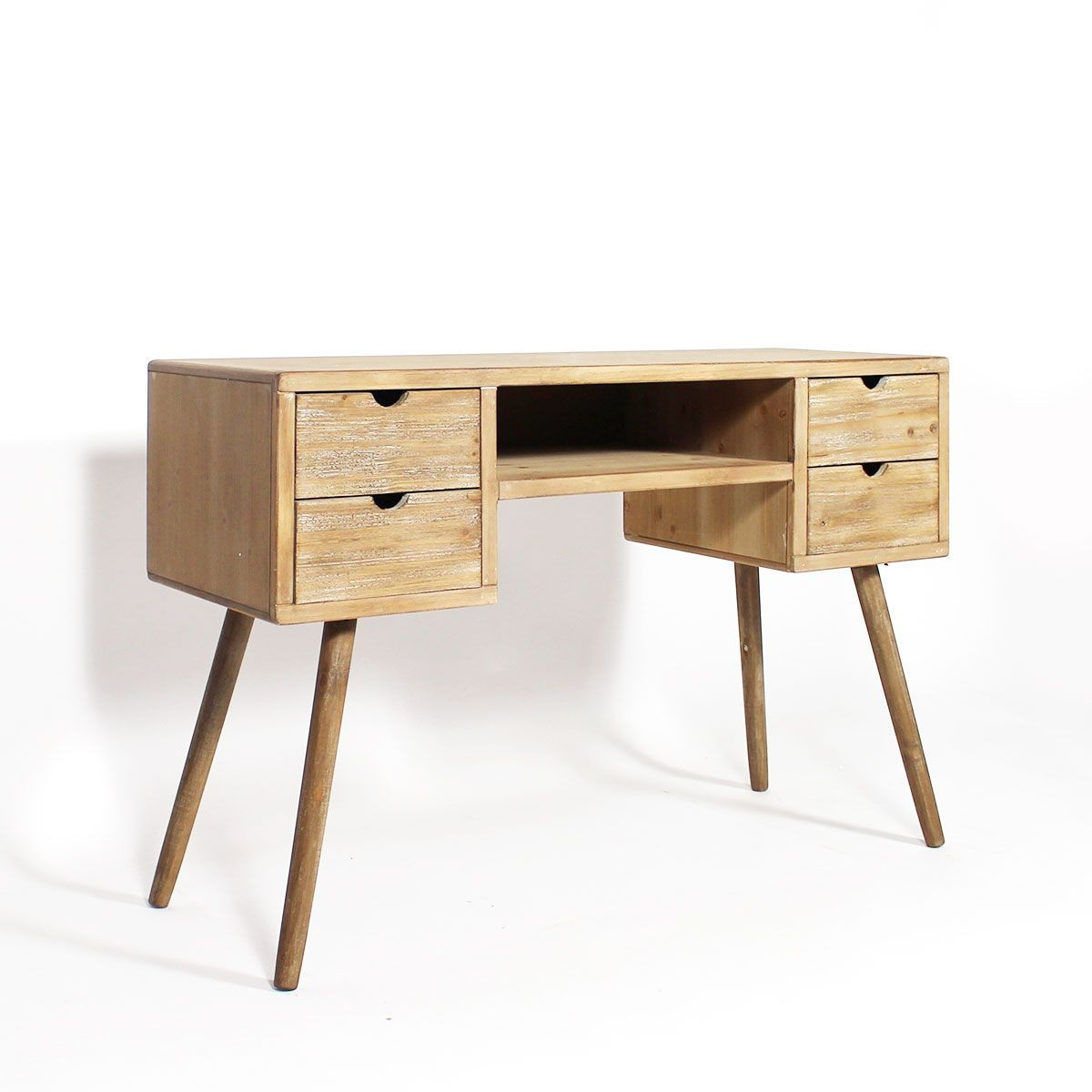 bureau en bois quel mod le choisir pour une d co ind modable. Black Bedroom Furniture Sets. Home Design Ideas