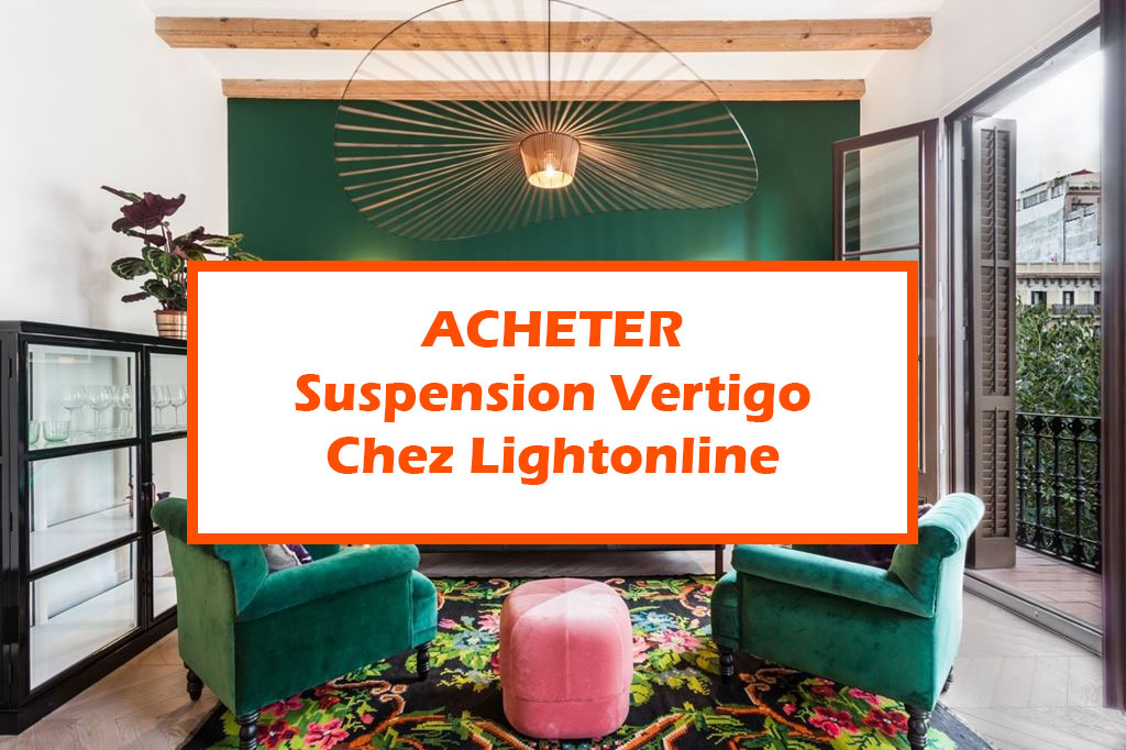 acheter suspension vertigo