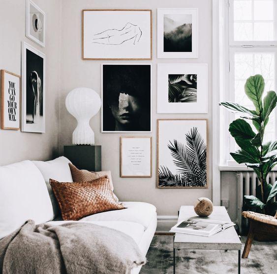 13 astuces déco pour créer un salon scandinave chez vous