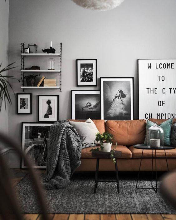 13 astuces d co pour cr er un salon scandinave chez vous. Black Bedroom Furniture Sets. Home Design Ideas